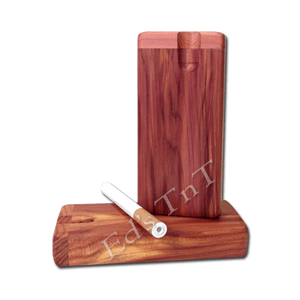 Eastern Red Cedar Dugout and One-Hitter
