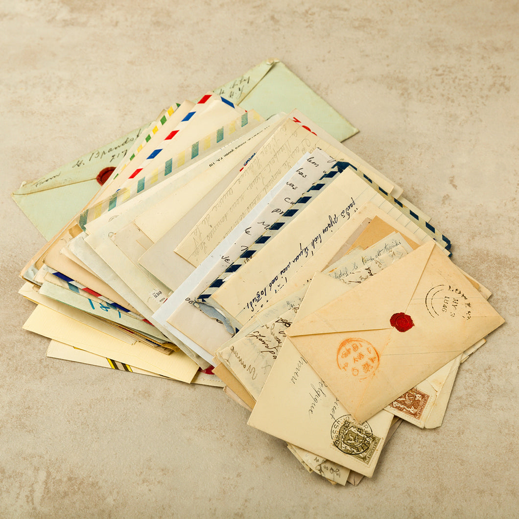 Historic Letter Gift Pack (American History 1776 - 1976) - 1 Time Mail