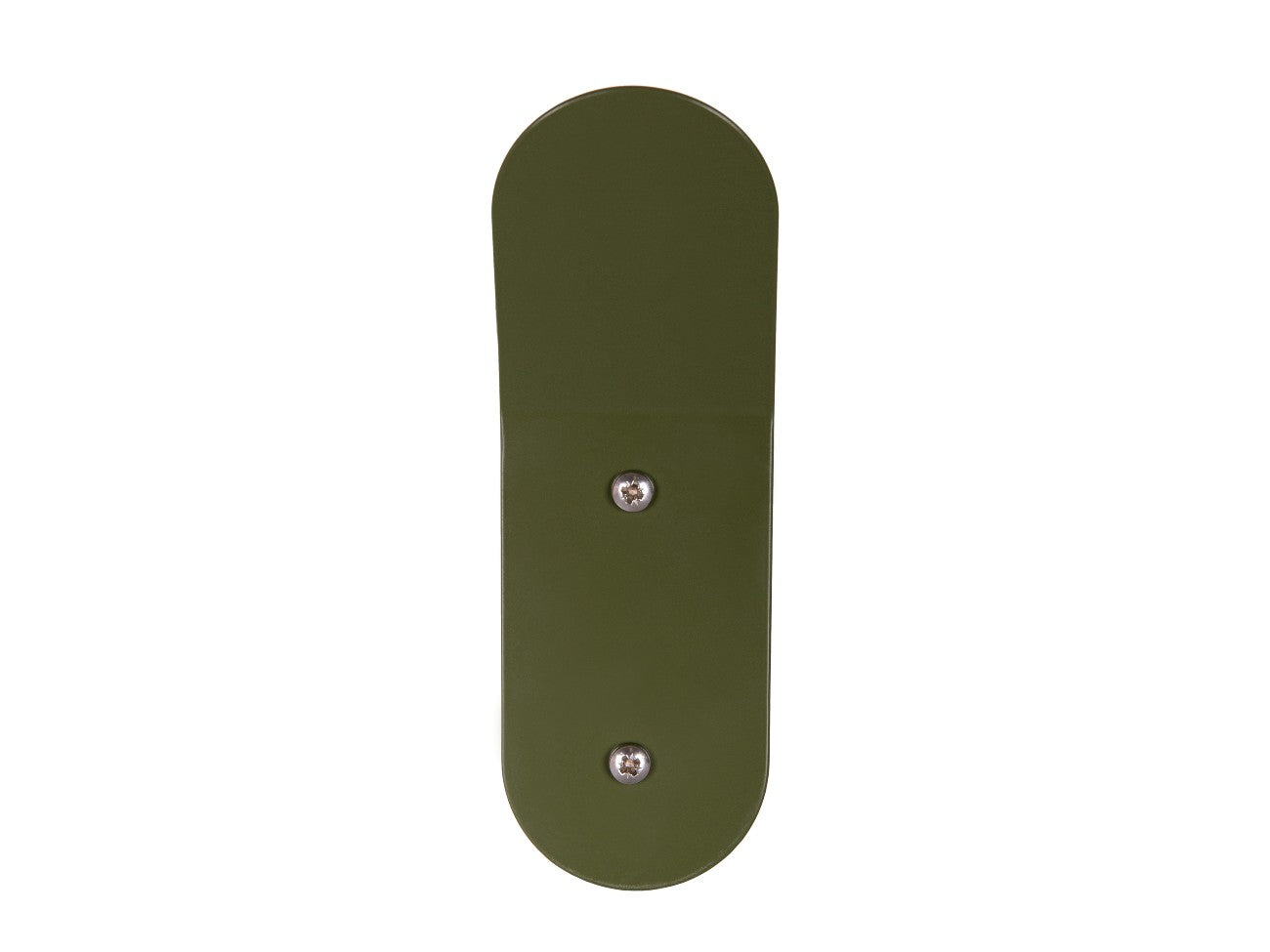 Bubblegum Wall Hook Standard - Forest Green