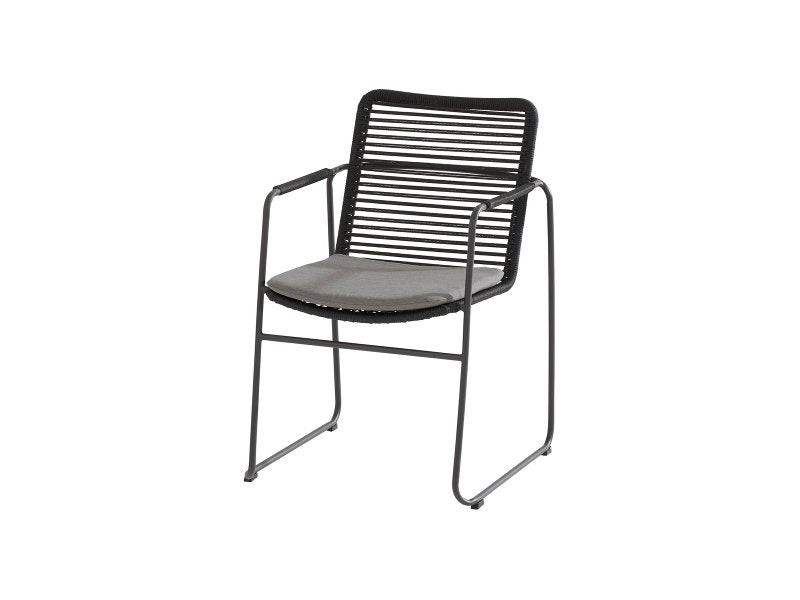 Elba-Stacking-Dining-Chair-Rope-Mid-Grey