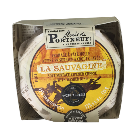 La Sauvagine Cheese (only available as Click & Collect or In-Store)