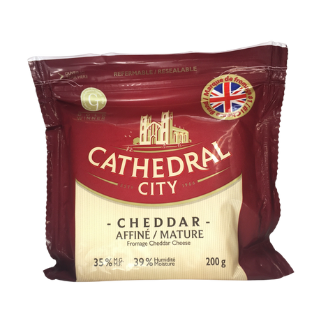 Cheddar  (only available as Click & Collect or In-Store)