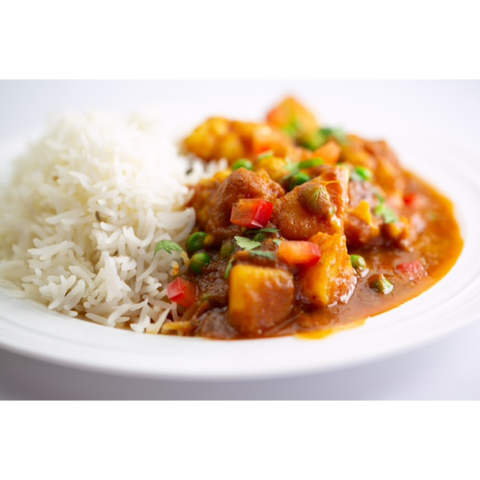 Butter Chicken (frozen, only available as Click & Collect or In-Store)