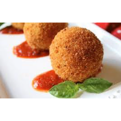 Risotto Balls - Roasted Vegetable & Tomato (frozen, only available as Click & Collect or In-Store)
