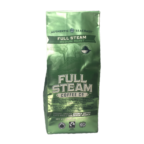 Full Steam Medium Roast Ground