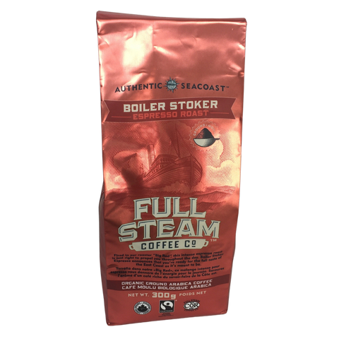 Boiler Stoker Espresso Roast Ground