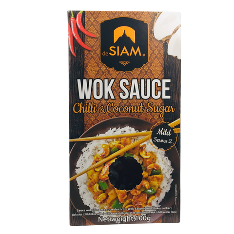 Wok Sauce, Chilli & Coconut Sugar