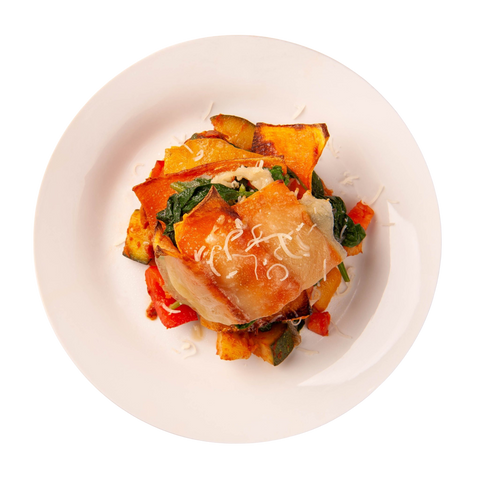 Butternut Squash Lasagne (frozen, only available as Click & Collect or In-Store)