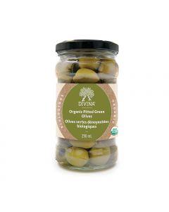 Olives, Pitted, Organic