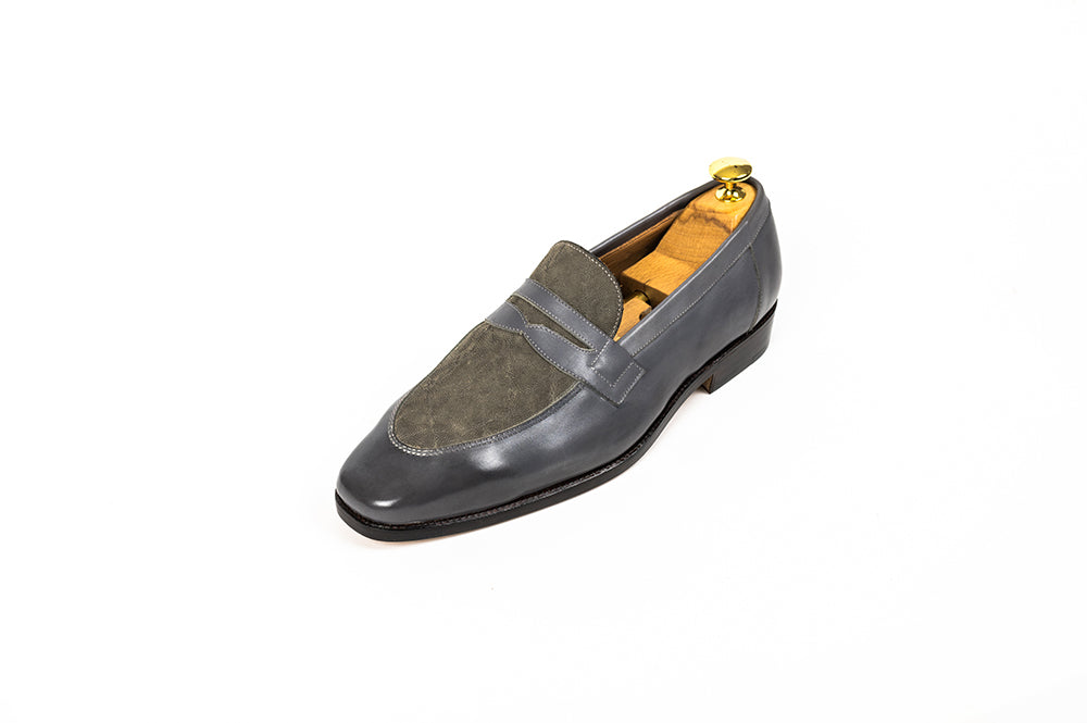 Coin loafers