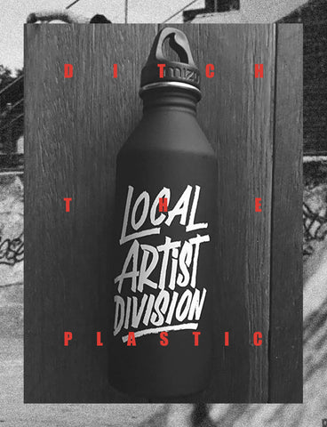 3. LA' Division x Mizu Stainless Steel Bottle