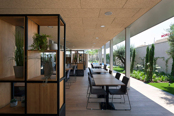 Hotel Tarraco Park proyecto Indhouse