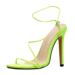 Women Fashion Party High Sandals Shoes Sexy Women