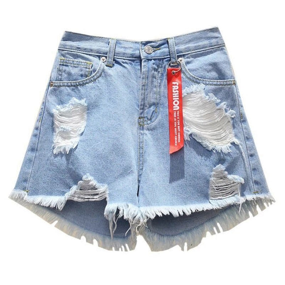 Hot Denim Shorts