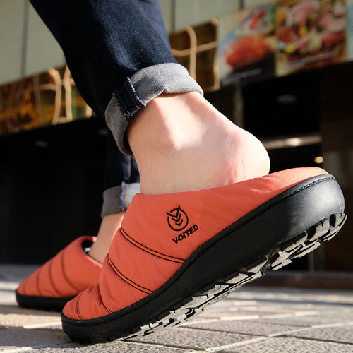 SOUL SLIPPER - LIGHTWEIGHT, INDOOR/OUTDOOR CAMPING SLIPPERS LANGOUSTINO