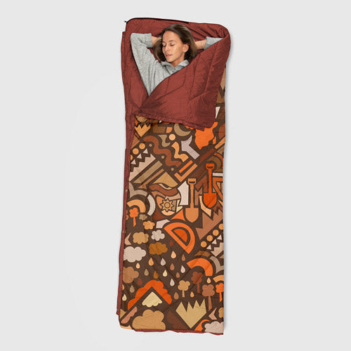RECYCLED RIPSTOP OUTDOOR CAMPING BLANKET JUSTDIGGIT