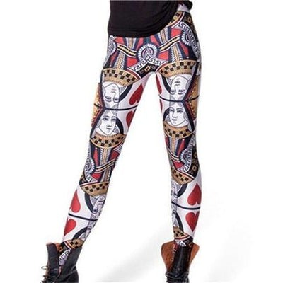 Women Cartoon Printted Leggings Rainbow Unicorn Monster Adults Digital Leggins Woman Female Cloth Autumn Elastic Halloween K143