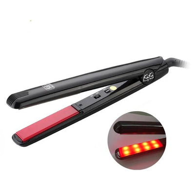 Ultrasonic & Infrared Hair Care Iron  personal care appliances Hair Treament Styler Cold Iron Hair Care Treatment
