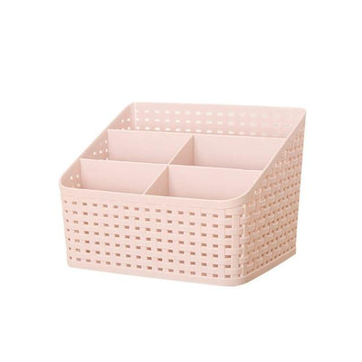 Hot Make Up Jewelry Organizer Box Makeup Organizer Box For Cosmetics Desk Office Storage Skin Care Case Lipstick Case Sundries