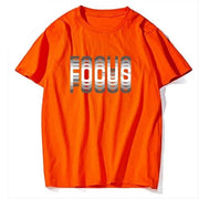 Printed Focus T shirt