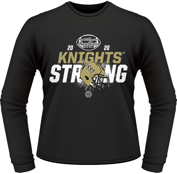 2020 UCF Performance Long Sleeve