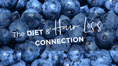 The Diet and Hair Loss Connection