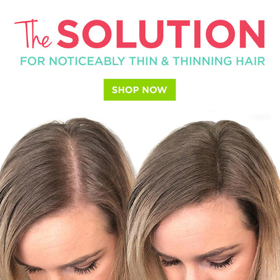 Hair Loss Concealer For Women Instant Female Hair Loss Treatment Boostnblend Usa