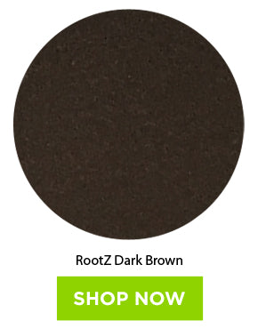 RootZ Gray Root Concealer Dark Brown