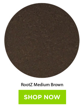 RootZ Gray Root Concealer Medium Brown