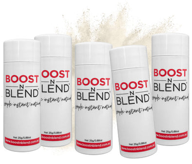 Boost N Blend™ Iced Platinum Blonde 5 Pack - GET ONE FREE! Bulk Buy