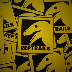Sticker REPTRAILS