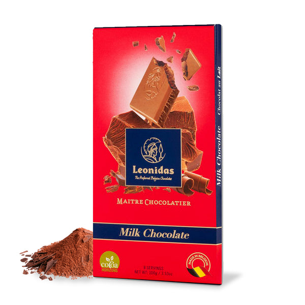 Tablete 100g MILK CHOCOLATE