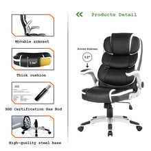 Load image into Gallery viewer, Yamasoro High-Back Executive chair office Chair Gaming Chair ergonomic leather chairs swivel chair computer armchair