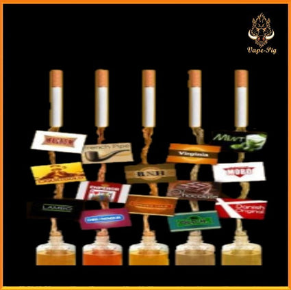 0MG TOBACCO IN 50ML, 100ML or 250ML OR LITRE BOTTLES