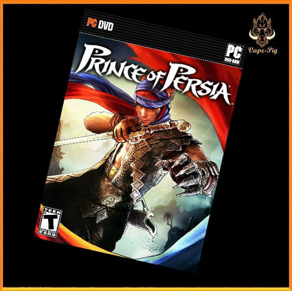 PRINCE OF PERSIA EXCLUSIVE PC ROM GAME
