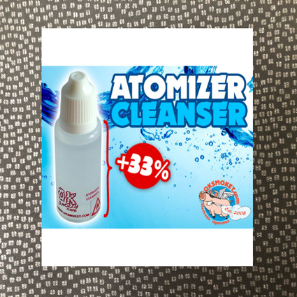 Atomizer Cleanser