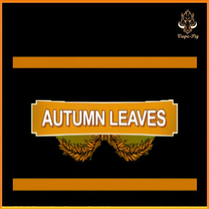 Autumn Leaves e-liquid