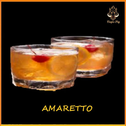 AMARETTO UP TO 50ML NIC SALT