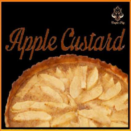 Apple Custard flavoured concentrate 20ml