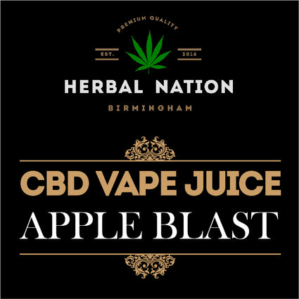 CBD oil - Apple Blast