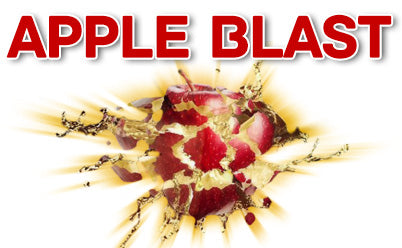 100ML Apple Blast e-liquid - SPECIAL PRICE