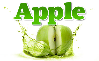 Apple flavoured concentrate 20ml