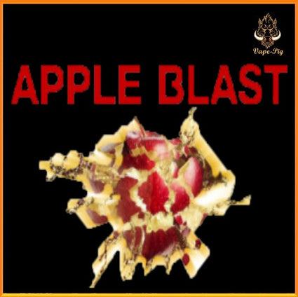 Apple Blast flavoured concentrate 20ml