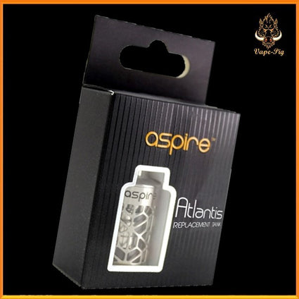 Aspire Atlantis hollowed replacement tank