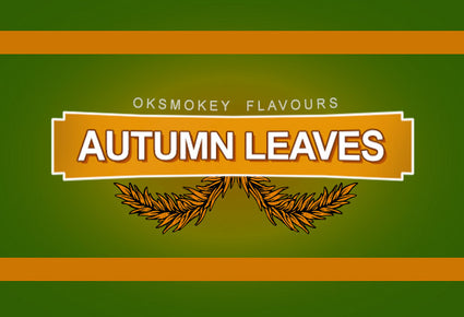 100ML Autumn Leaves e-liquid (0mg)