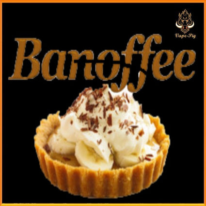 Banoffee flavoured concentrate 20ml