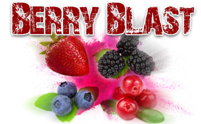Berry Blast flavoured concentrate 20ml