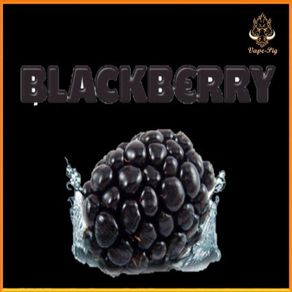 100ML Blackberry e-liquid - SPECIAL PRICE