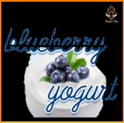100ML Blueberry Yogurt e-liquid (0mg) - SPECIAL PRICE