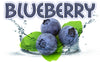 Blueberry flavoured e-liquid